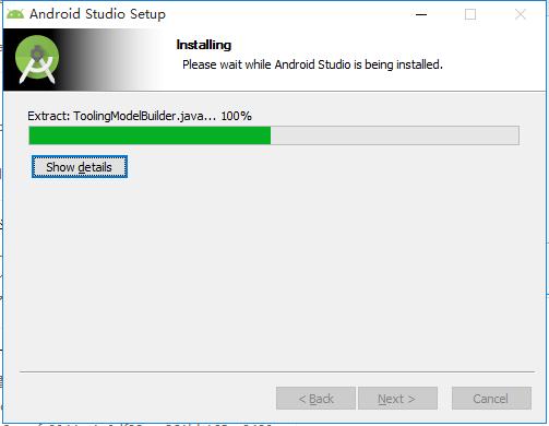 android studio installing ToolingModelBuilder java