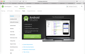 android download android studio