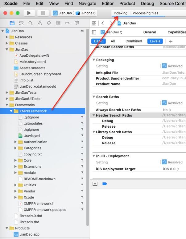 added folder files and rebuild index