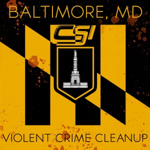 Crime Scene Cleaners Baltimore Maryland