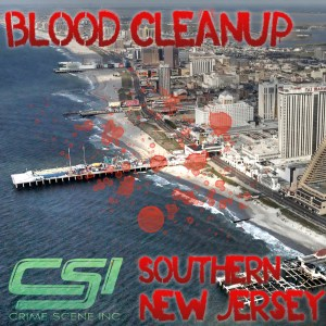Southern New Jersey Blood Cleanup