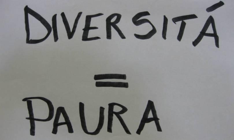 riflessione diversit e uguale a paura