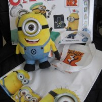 'Despicable Me 2' Father's Day Prize Pack Giveaway [contest]