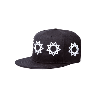 "D9 RESERVE 9 POINTED ""CROWN OF STARS"" SNAPBACK"