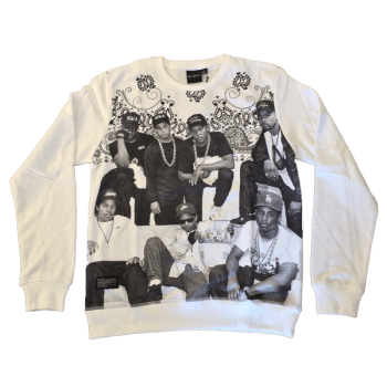 TWO ANGLE TBOY SWEATSHIRT