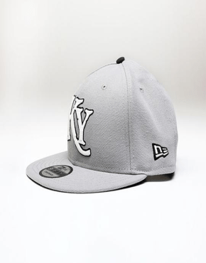 NEW ERA - KY Snapback in Grey