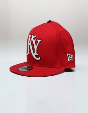NEW ERA - KY Snapback in Red