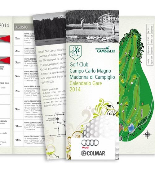 Pieghevole Golf Club
