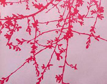 Naturaleza en rojo VI