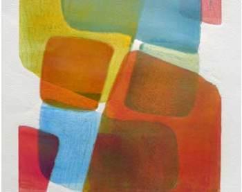 Linóleo Colores I