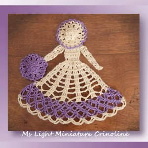 Ms Light Miniature Crinoline