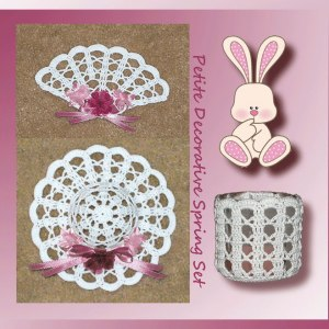 Petite Decorative Spring Set