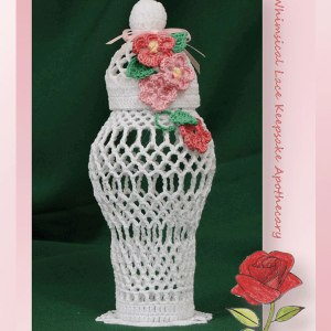 Whimsical Lace Keepsake Apothecary