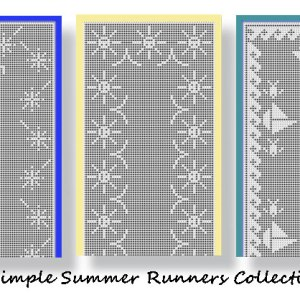 Simple Summer Runners Collection