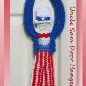 Uncle Sam Door Hanger
