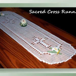 Sacred Cross Runner