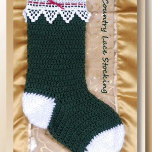 Country Lace Stocking