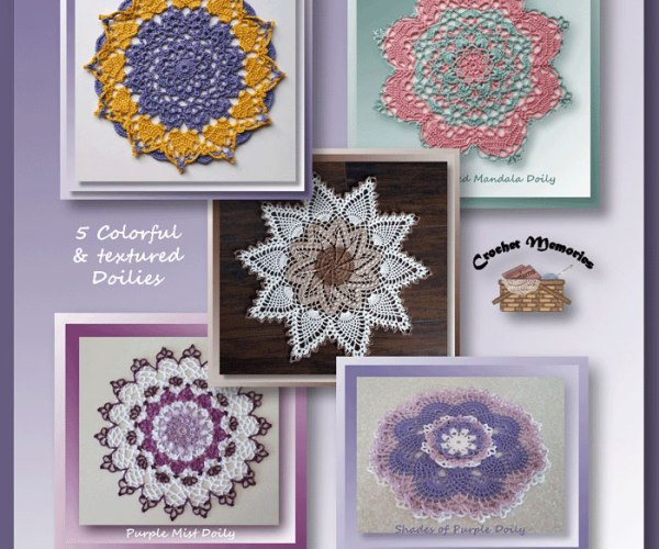 Little Book of Doilies (Volume 1) <br /><br /><font color=