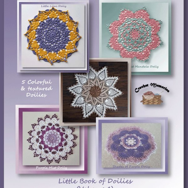 Little Book of Doilies (Volume 1)
