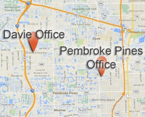 pembroke pines orthodontist location