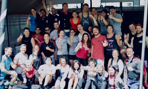 The 2017 WoD on the ROD Games. #Community Pic: Angela Clancy