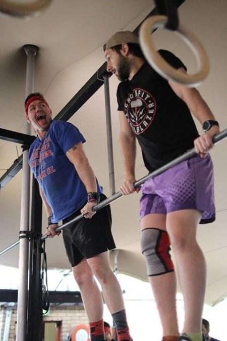 Brendan & Mihali. . Pic: Angela Clancy