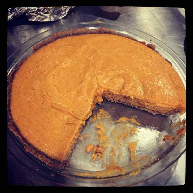 Large Of Pumpkin Chiffon Pie