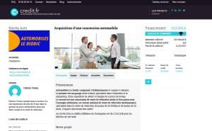 avis credit-fr menu detail projet