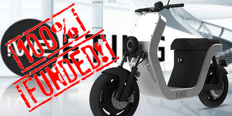 ME scooteer successo italiano equity crowdfunding