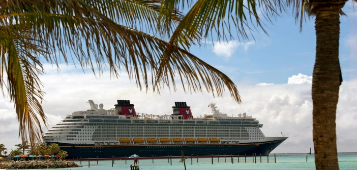 Disney Fantasy at Castaway Cay