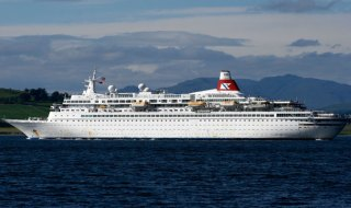 Boudicca Cruise Ship