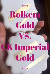 Rolkem Gold vs CK Imperial Gold