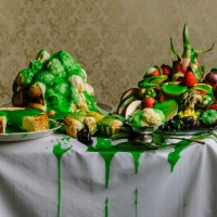 Halloween Dessert Cart Roundup