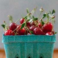 Sour Cherries in the Rumtopf