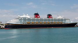 Disney Magic regressa ao Mediterrâneo em 2016