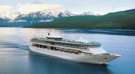Legend of the Seas vendido à Thomson Cruises