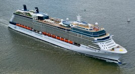 Celebrity Cruises substitui Noites Formais