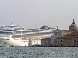 MSC Magnifica em Veneza
