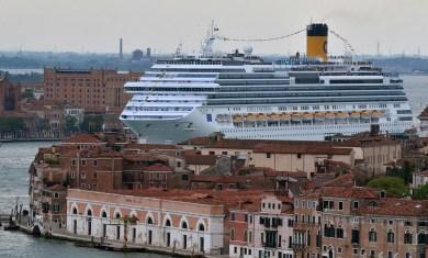 Costa Fascinosa em Veneza