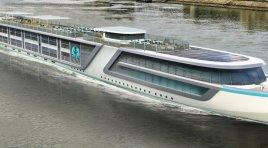 Crystal Cruises investe no mercado de cruzeiros fluviais