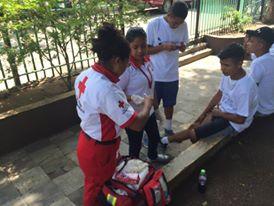 Atención Pre Hospitalaria en Antorcha de Jalapa