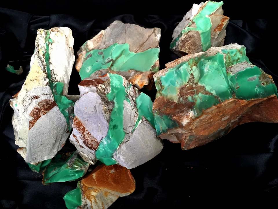 wholesale variscite lapidary gem rough mine miner australia