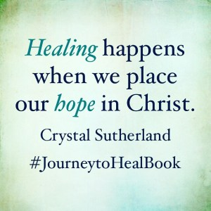 Journey to Heal Book Quote 1