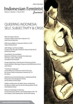 Indonesian Feminist Journal Vol. 4 No. 1 March 2016