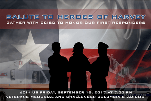 Salute to Heroes of Harvey