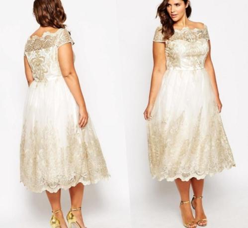 Medium Of Plus Size Dresses For Wedding
