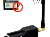 Disturbatore Jammer GPS da auto per accendisigari 5mt , 0, 3watt