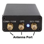 Disturbatore Jammer GPS portatile cellulari e portata 5-10mt, 0, 5watt