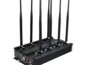 Disturbatore Jammer cellulari 2G, 3G e 4G - GPS - Wi Fi Bluetooth - VHF - UHF - LoJack