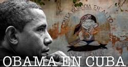 Obama en Cuba